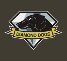Metal Gear Solid - Diamond Dogs by Bob Buel