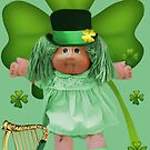 CABBAGE PATCH DOLL GOES IRISH by  Bonita Lalonde