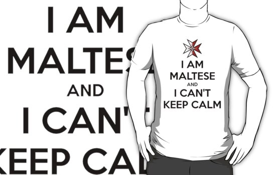 I Am Maltese by William Attard McCarthy