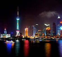 Pudong by Rob Gregory