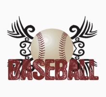 Baseball Tribal by shakeoutfitters