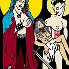 Scary Mary by RomanHelmet