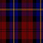 00711 Aitken (artefact) Tartan Fabric Print Iphone Case by Detnecs2013