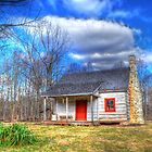 The Gilmore Cabin by WestBigSky