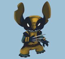 Stitch Wolverine by tokage81