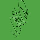 Peter Pan&#x27;s Autograph by lunalalonde