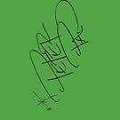 Peter Pan's Autograph by lunalalonde
