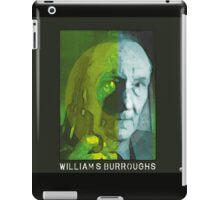 Eternal William S. Burroughs  iPad Case/Skin