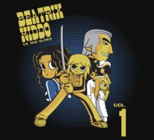 Beatrix Kiddo Vs. The DeVas by moysche