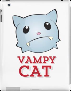 Vampy Cat! by mcgani