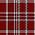 00713 University of Alabama Tartan Fabric Print Iphone Case by Detnecs2013