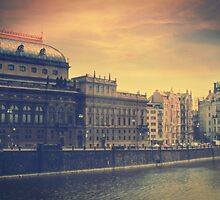 Prague Days by Taylan Soyturk
