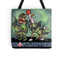 Ghostmuppers Tote Bag