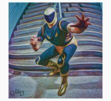 Tineblas - Luche Libre Wrestler by Gregory Dyer