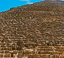 Cheops Pyramid2. by bulljup