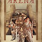 The Arena - Elder Scrolls IV Oblivion  by Fiona Boyle