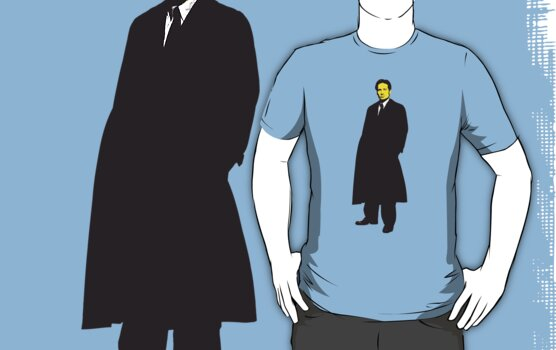 Mulder X Files by monsterplanet