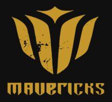 Mavericks Surf  by Circleion