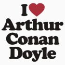 I Love Arthur Conan Doyle	 by iheart