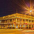 Commercial Hotel Hay nsw  by outbacksnaps