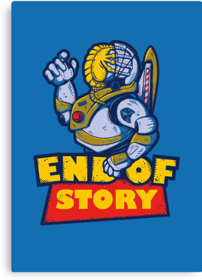 END OF STORY by Letter-Q