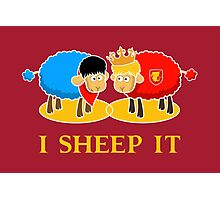 I Sheep it Photographic Print