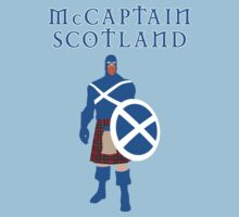 McCaptain Scotland by jonah-vark