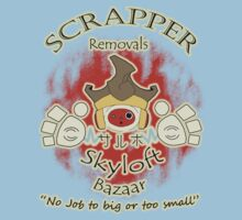 Scrapper by ArrowValley