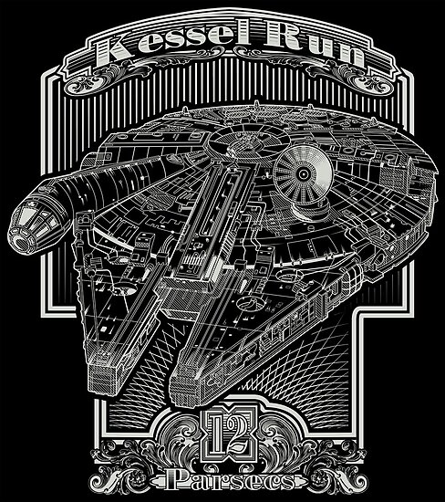 Kessel Run by buzatron