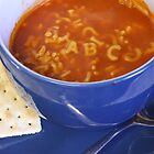 Alphabet soup by Stephen Thomas