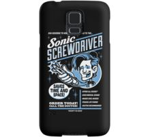 Sonic Screwdriver Ad Samsung Galaxy Case/Skin