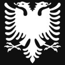 Albanian Double Headed Eagle by no-doubt