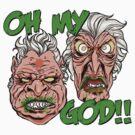 OH MY GOD! by ABC Tee!