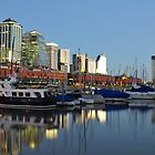 Puerto Madero by Pascal Hartmann