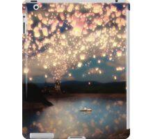 Wish Lanterns for Love iPad Case/Skin