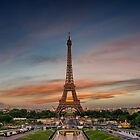 Trocadero paris by rilindh
