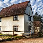 Willy Lott&#x27;s Cottage by timmburgess