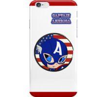 Captain America Chibi iPhone Case/Skin