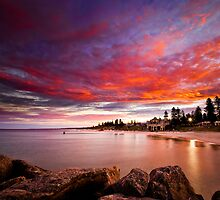 Cottesloe Sunrise by Stephen Humpleby
