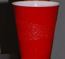 Red Solo Cup by Mark McReynolds