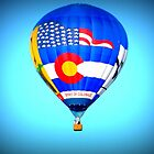 Hot Air Balloon by kchase