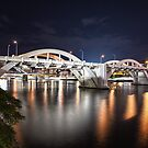 William Jolly Bridge • Brisbane by William Bullimore