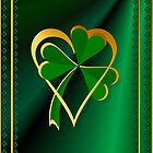 I Love St. Patrick's by Lotacats