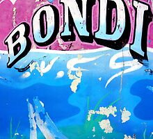 Bondi Beach by PerkyBeans