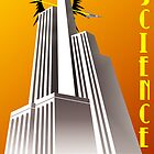 Science Fiction- Art Deco by ori-STUDFARM