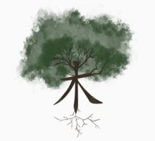 Tree's Kanji by Mariotaro Designs