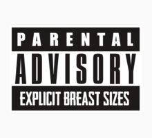 Parental advisory - explicit breast sizes by Lunakitten