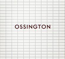 Ossington Station iPhone Case by emilyauban