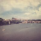 Prague Days II by Taylan Soyturk