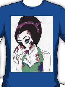 zombie pin up girl T-Shirt
